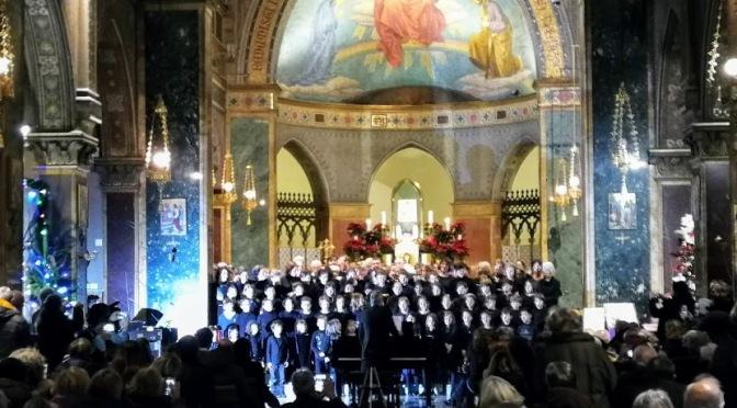 Natale 2017 con il coro di Piazza Vittorio