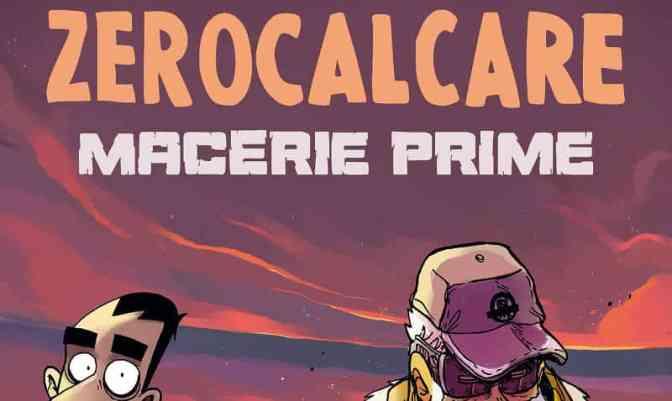 """15 dicembre 2017 : Presentazione di """"Zerocalcare – Macerie Prime"""" presso la Libreria Borri Books"""