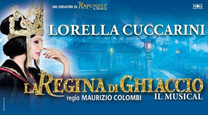 """21 dicembre 2017 – 7 gennaio 2018 """"La regina di Ghiaccio"""" al Teatro Brancaccio"""