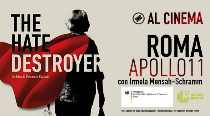 "3 dicembre 2017 ""THE HATE DESTROYER"" all'Apollo 11"