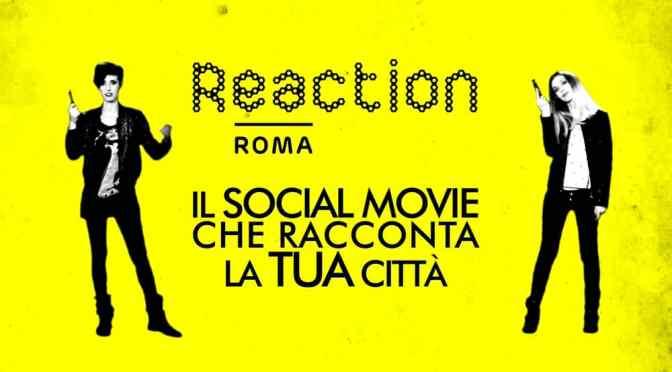 1  Febbraio  2018 – PREMIO REACTION ESQUILINO al Mercato Centrale Roma