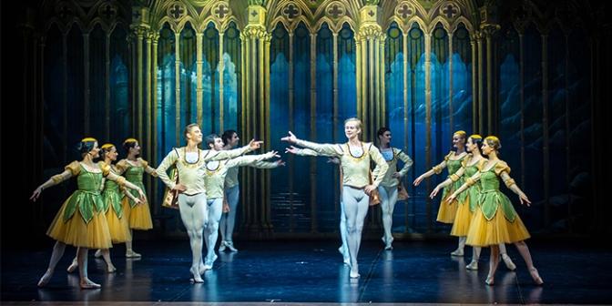 """16 e 17 gennaio 2018 """"Russian Stars – Il Lago dei Cigni"""" al Teatro Brancaccio"""