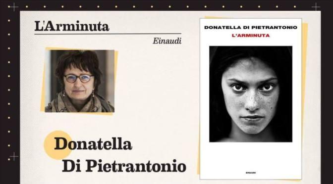 """10 gennaio 2018 lettura condivisa di """"L'Arminuta"""" presso la Libreria N. Mandela"""