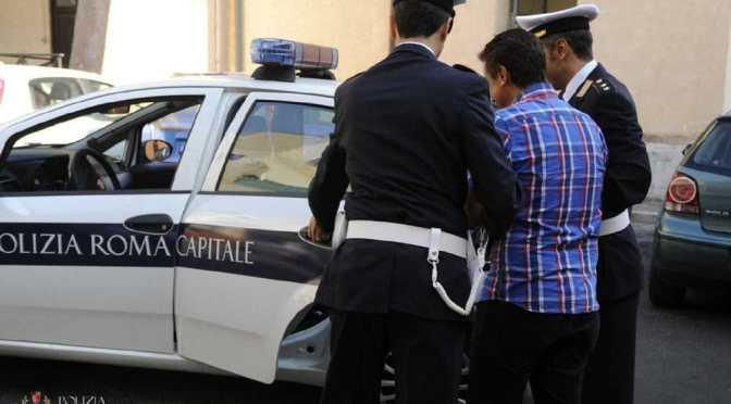 Centro, intensa attività della Polizia Locale: ieri arrestate quattro persone.