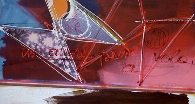 "5 – 11 gennaio 2018 ""Geometrie tra i colori"" allo Studio Medina"