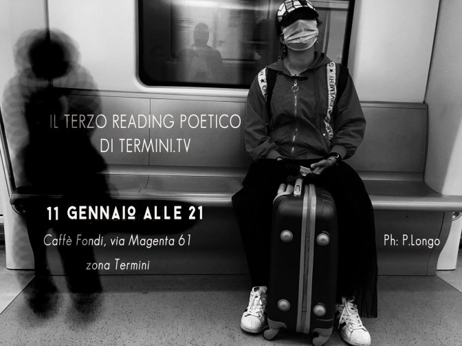 11 gennaio 2018 Terzo Reading Poetico di Termini TV