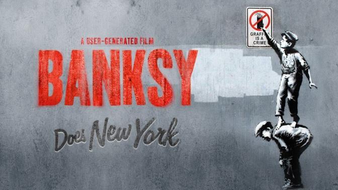 "14 gennaio 2018 ""Bansky does New York"" all'Apollo 11"