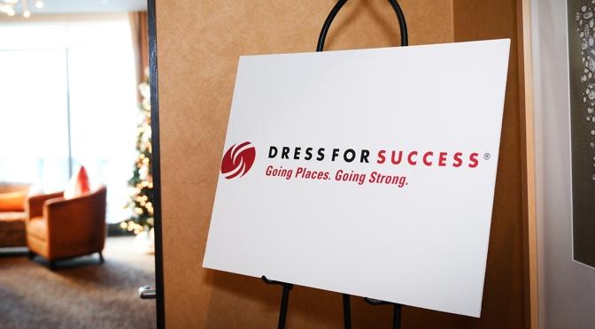 """23 gennaio 2018 presentazione di """"Dress for Success Rome"""" al Mercato Centrale"""
