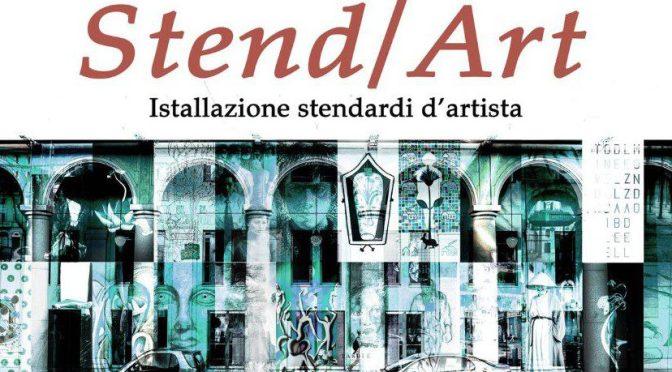 """27 gennaio 2018 Inaugurazione del progetto """"Stend/Art"""" a Piazza Vittorio"""