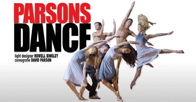 "9 – 11 febbraio 2018 ""Parsons Dance"" al Teatro Brancaccio"