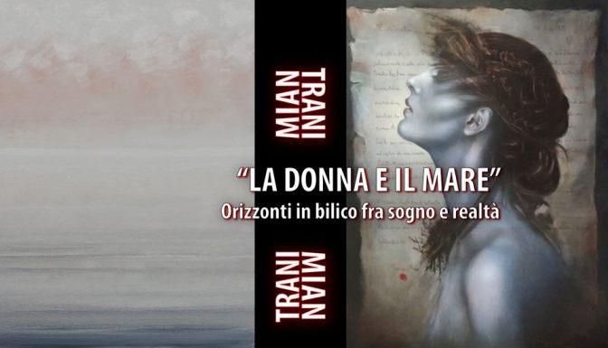 """16 – 29 marzo 2018 Mostra """"La Donna e il Mare"""" allo Studio Medina"""