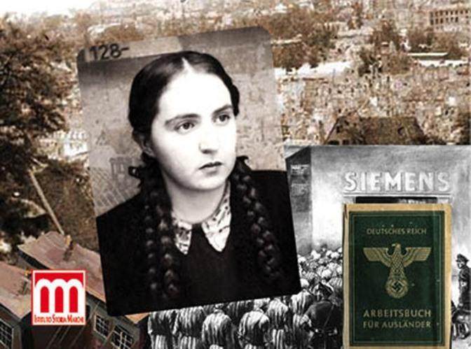 """7 marzo 2018 presentazione del libro """"Considerate che avevo quindici anni"""" presso la Biblioteca di Storia Moderna e Contemporanea"""