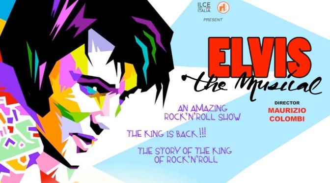 """6 – 11 marzo 2018 """"Elvis il Musical"""" al Teatro Brancaccio"""