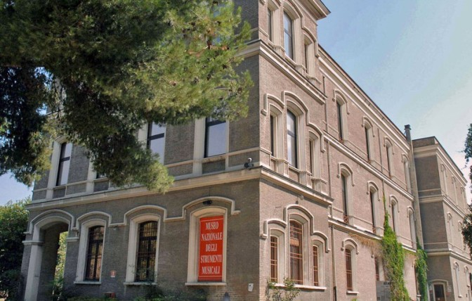 4 marzo 2018 Visita guidata e Concerto di Musiche di Vivaldi, Geminiani e Boccherini al Museo Nazionale degli Strumenti Musicali