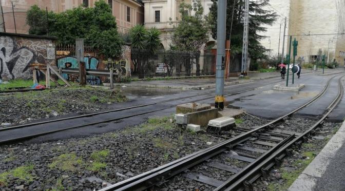 Via Giolitti e la grande bruttezza