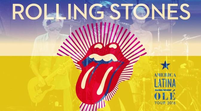 """12 marzo 2018 """"Rolling Stones Olè Olè Olè"""" all'Apollo 11"""