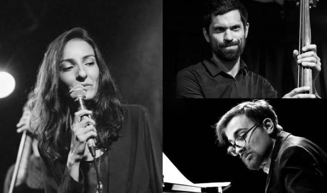 "5 aprile 2018 ""Sonia Ziccardi Trio – 20′ 30's Jazz"" al Gatsby Cafè"