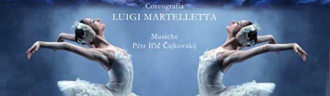 """28 aprile 2018 """"Il Lago dei cigni"""" al Teatro Brancaccio"""