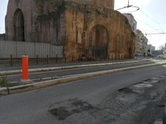 Via Giolitti Tempio di Minerva Medica foto 2