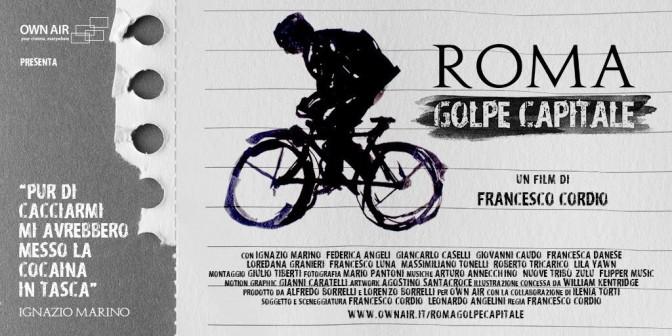 "26 aprile 2018 ""Roma golpe capitale"" all'Apollo 11"