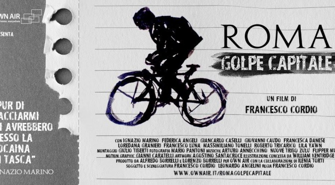 "26 agosto 2019 ""Roma Golpe Capitale"" all'Apollo 11"