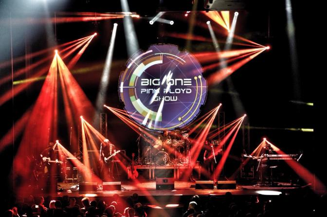 "25 maggio 2018 ""Big One – The European Pink Floyd show"" al Teatro Brancaccio"