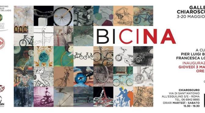 """3 – 20 Maggio 2018 """"BiCina"""" presso Cyclamine"""