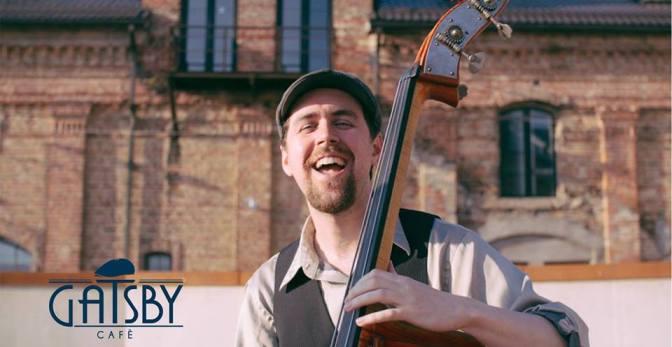 """9 maggio 2018 """"The New Jam Session feat. Rob Duguay – Jazz Trio"""" al Gatsby Cafè"""
