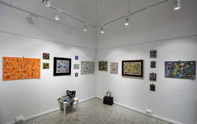 """11 – 17 maggio 2018 Art Exhibition """"Printemps"""" di Mariella Tissone allo Studio Medina"""