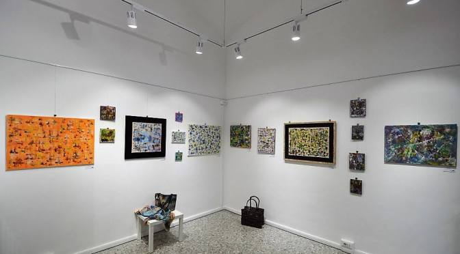 "11 – 17 maggio 2018 Art Exhibition ""Printemps"" di Mariella Tissone allo Studio Medina"