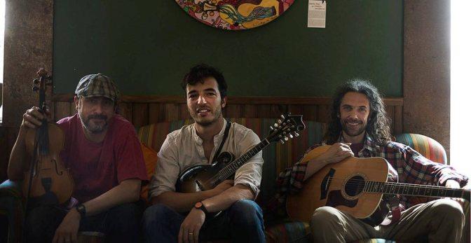 "18 maggio 2018 ""Cocci Mountain String Band – Appalaci American Folk"" al Gatsby Cafè"