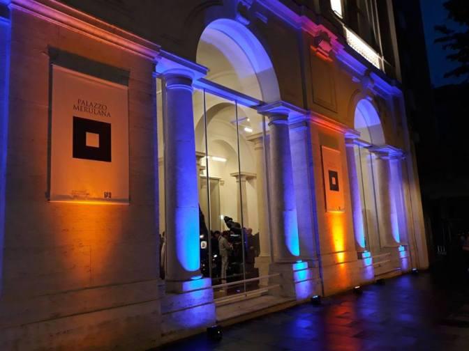 """19 maggio 2018 """"La Notte dei Musei"""" al Palazzo Merulana"""