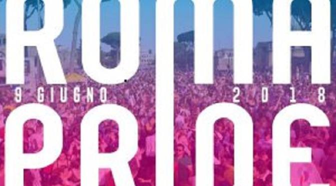 9 giugno 2018 Roma Pride