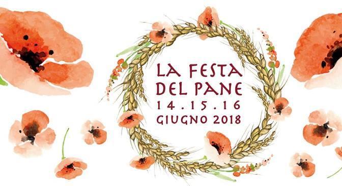 """14 – 16 giugno 2018 """"La Festa del Pane"""" presso Panella"""