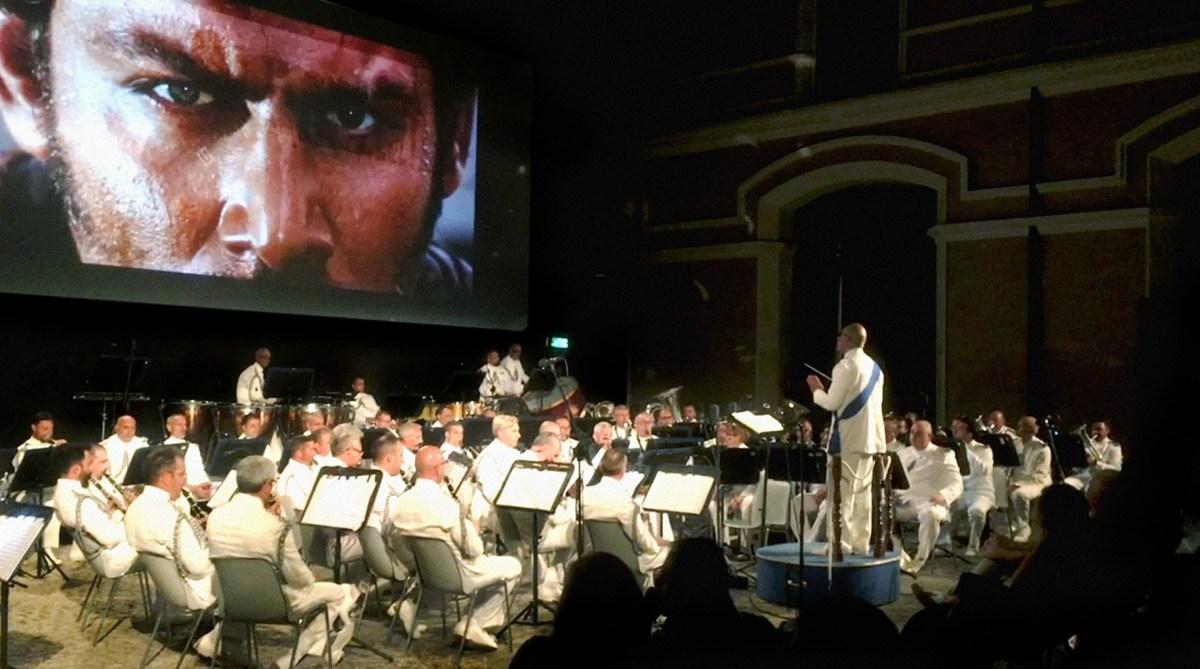 """30 giugno - 20 luglio 2018 """"Per il Cinema Italiano - Aperitivi musicali a Santa Croce"""" il programma fino al 20 luglio 2018"""