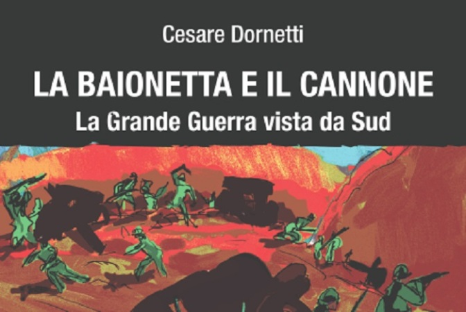 """14 giugno 2018 Presentazione del libro """"La Baionetta e il Cannone"""" al Palazzo dl Freddo"""
