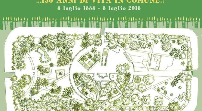 8 luglio 2018: I 130 anni di Piazza Vittorio Emanuele II