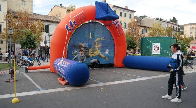 """12 luglio – 2 settembre 2018 """"Sport in Piazza"""" a Piazza Vittorio"""