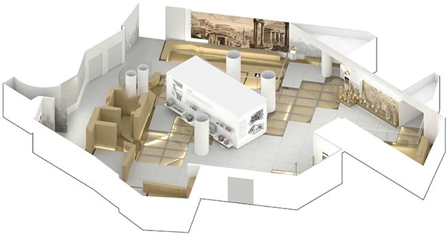 Riprendono i lavori per il piano archeologico sotterraneo presso la sede ENPAM a Piazza Vittorio