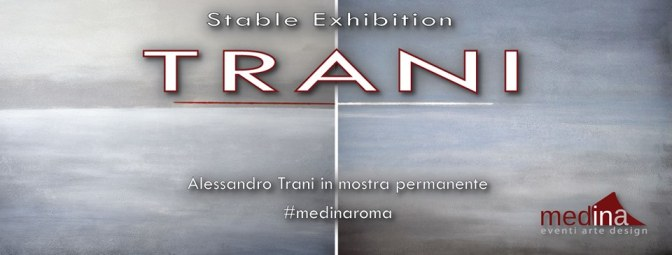 """2 agosto 2018 """"Stable Exibition Trani"""" allo Studio Medina"""