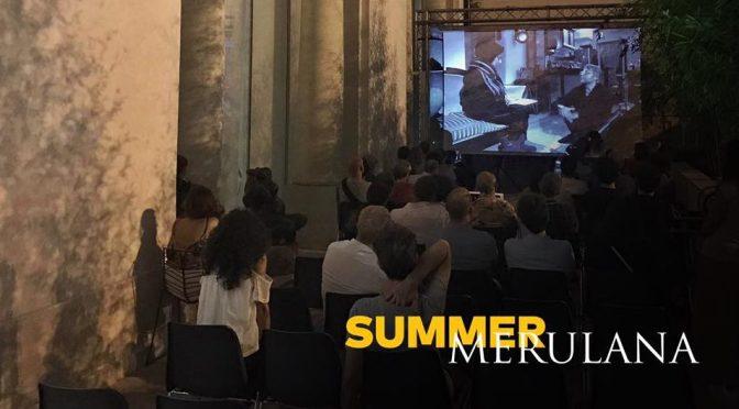 """10 – 12 agosto 2018 """"Rassegna del cinema invisibile"""" al Palazzo Merulana"""