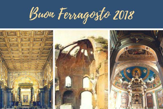 Buon Ferragosto 2018