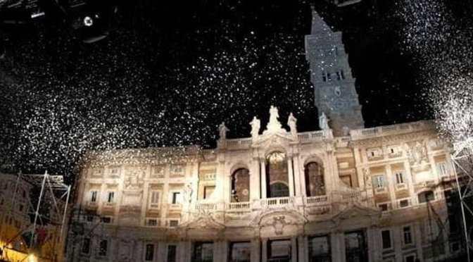 """5 agosto 2018: chiusure al traffico e deviazioni dei mezzi pubblici a Santa Maria Maggiore per la """"Nevicata"""""""