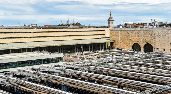 l'Esquilino  e i diversi  progetti in atto,  ma si  pensi anche al territorio perchè abbiano delle importanti ricadute positive per il Rione