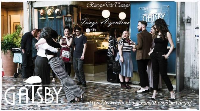 15 dicembre 2018 Tango e Folklore ai Portici Di Piazza Vittorio al Gatsby Café