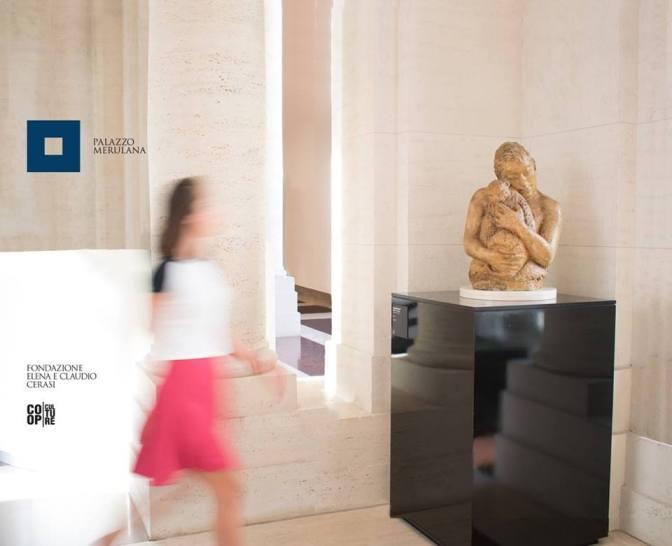 """16 settembre – 28 ottobre 2018 Visite guidate a tema """"Non c'è arte senza amore"""" al Palazzo Merulana"""