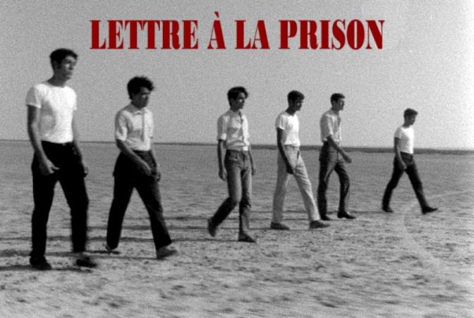 """20 settembre 2018 """"Lettre à la Prison"""" all'Apollo 11"""