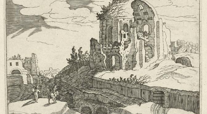 Tempio di Minerva Medica: autentica superstar per gli artisti del passato: parte seconda