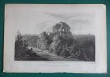 1800 ca. E. Hearth: Tempio di Minerva Medica