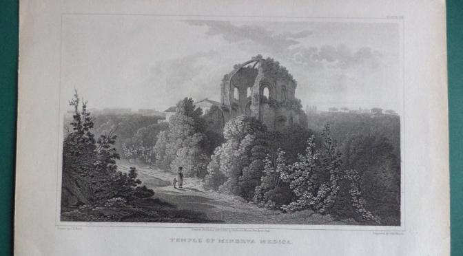 Il cd. Tempio di Minerva Medica tra Horti e Palatia